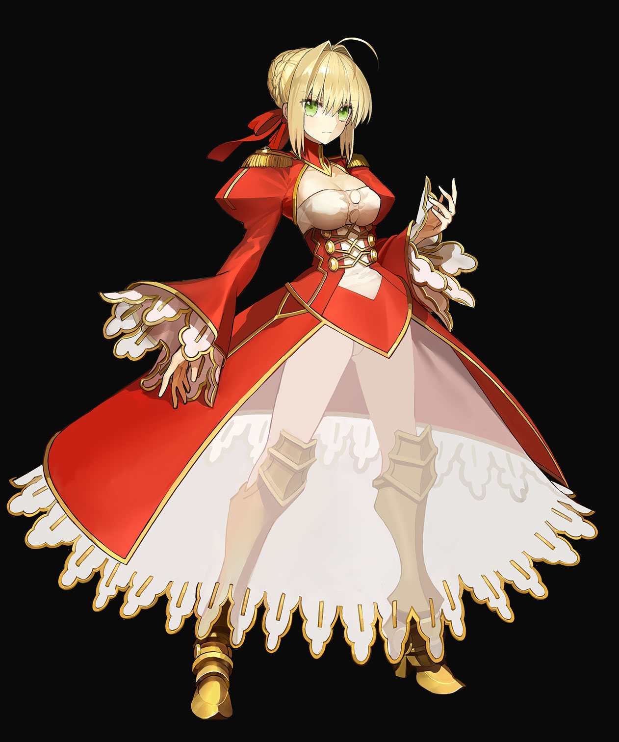 Fate/EXTELLA: The Umbral Star - Nero Claudius