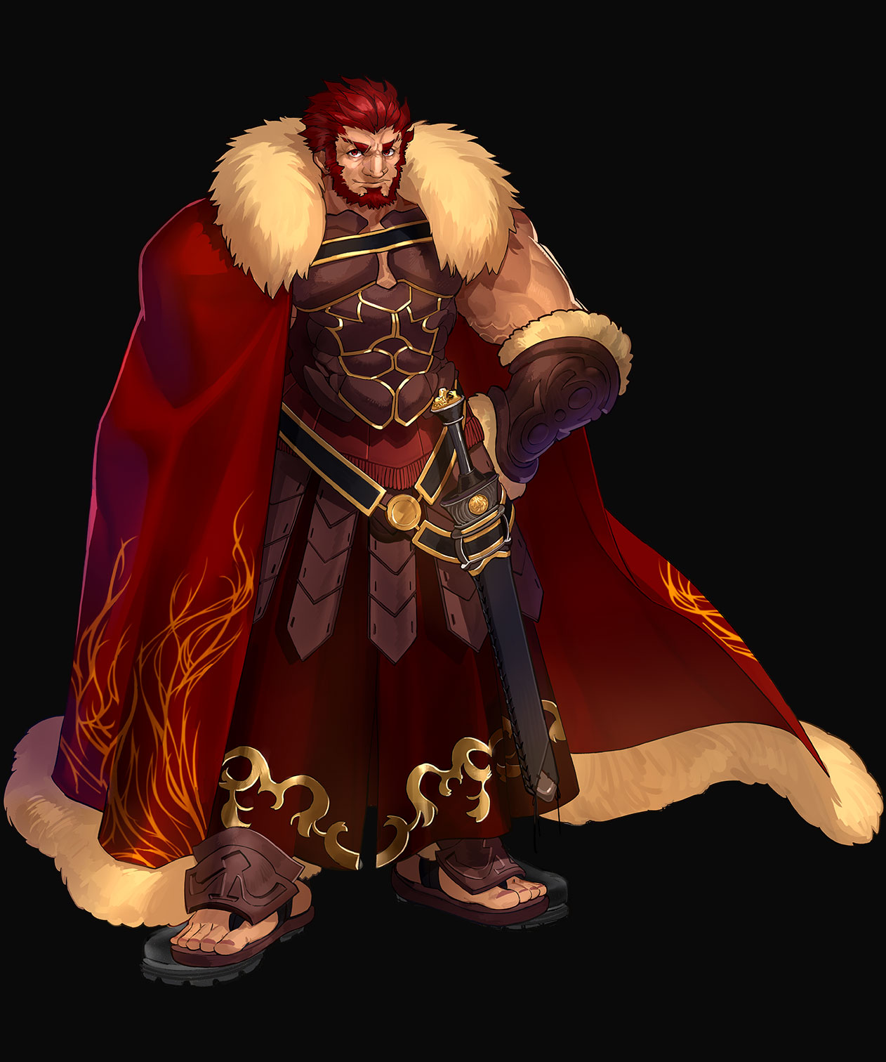 Fate/EXTELLA: The Umbral Star - Iskandar